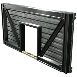 Wall Door Center (Sheet Metal)